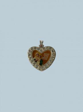 Medalha MTA Coração