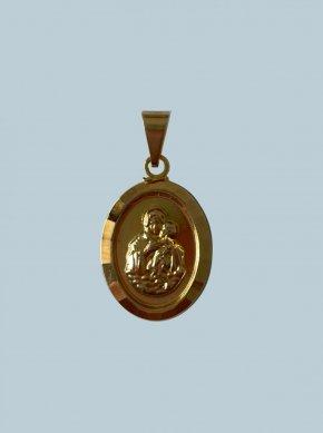 Medalha Oval MTA
